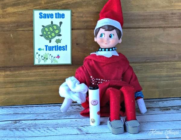 DIY VSCO Girl Elf on the Shelf + Printable Pack