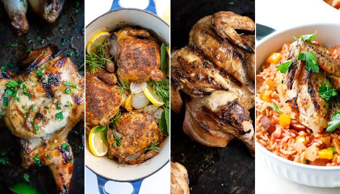 30+ Recipes for Cornish Hens