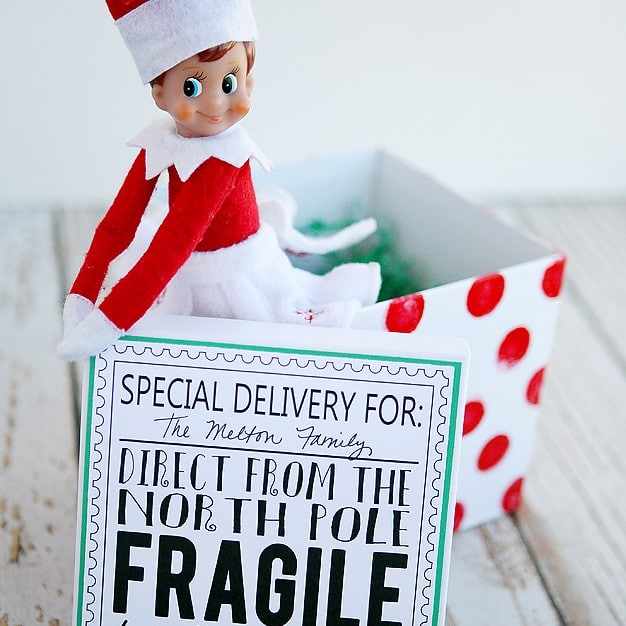Elf On The Shelf Return Ideas That Your Kids Will Love