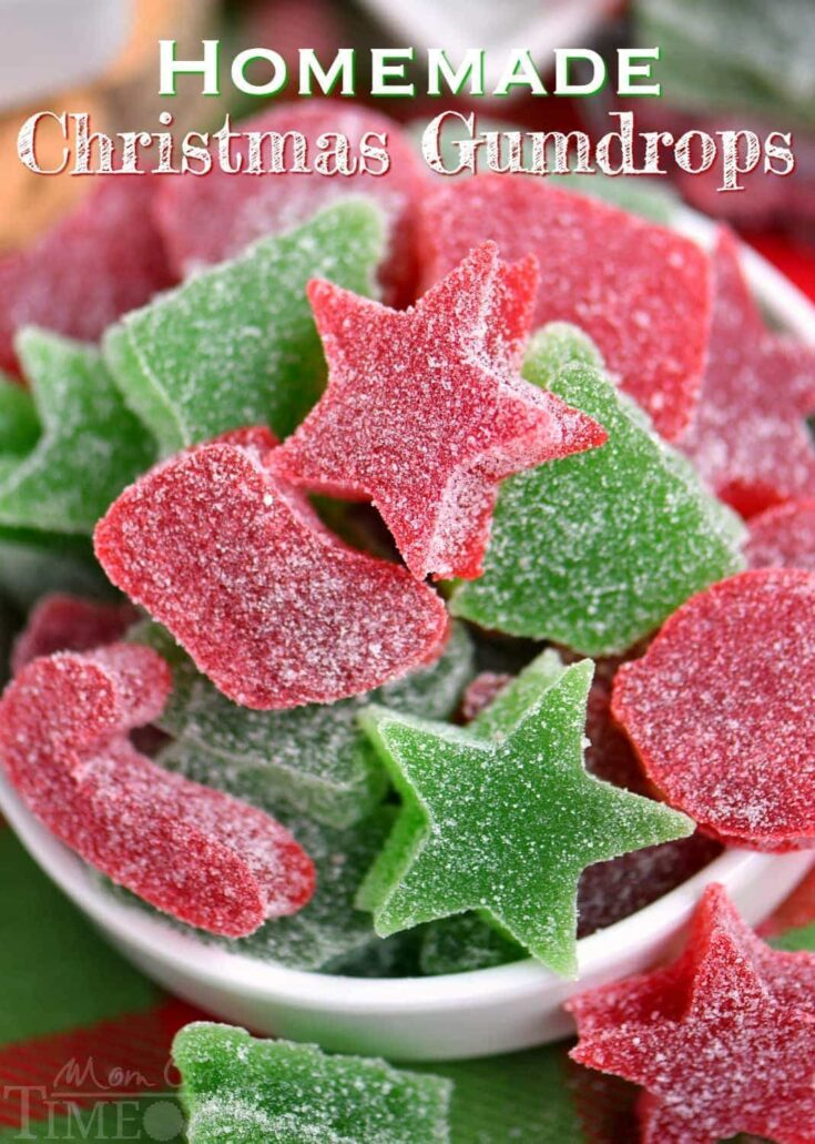 Homemade Gumdrops Recipe - Mom On Timeout