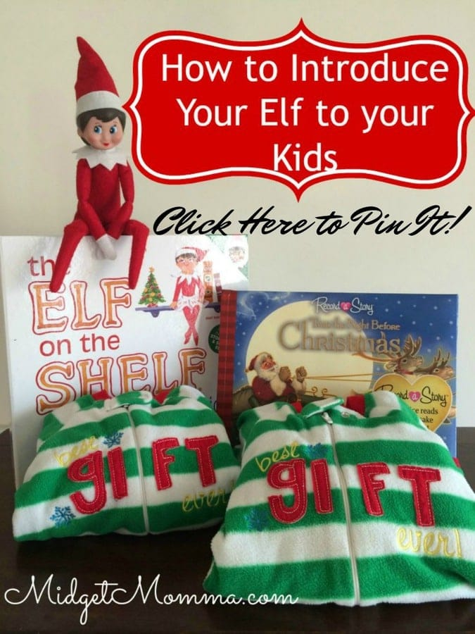 Elf on the Shelf: I'm Backkkk