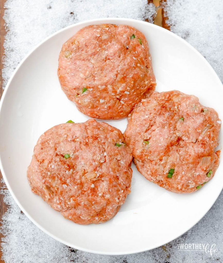 Tips for making the best turkey burgers