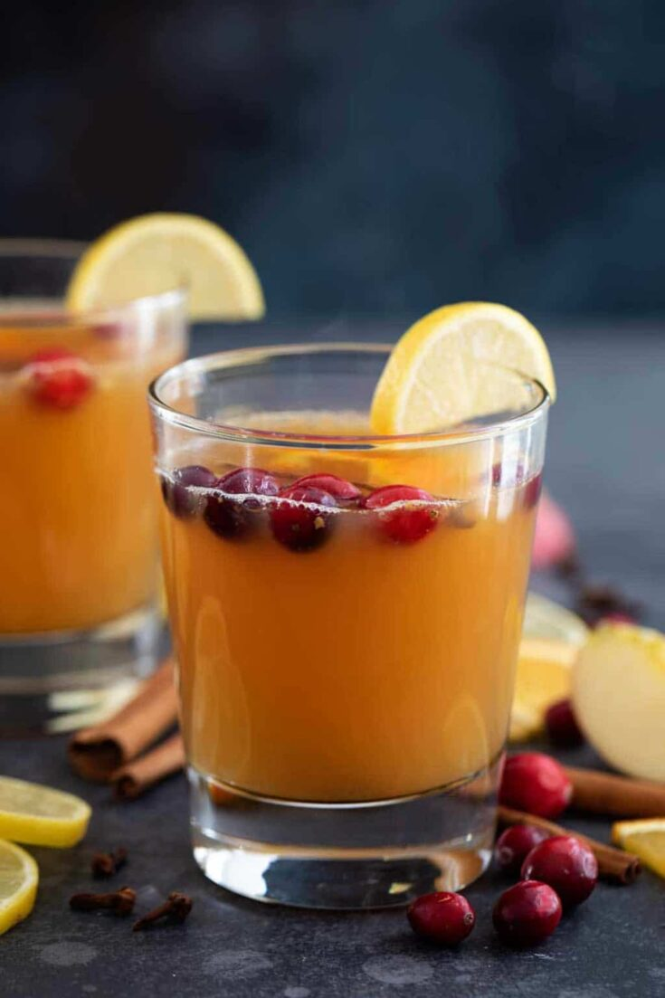 Easy and Fast Hot Apple Cider Recipe