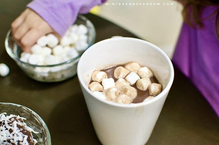 Classic Stovetop Hot Chcocolate