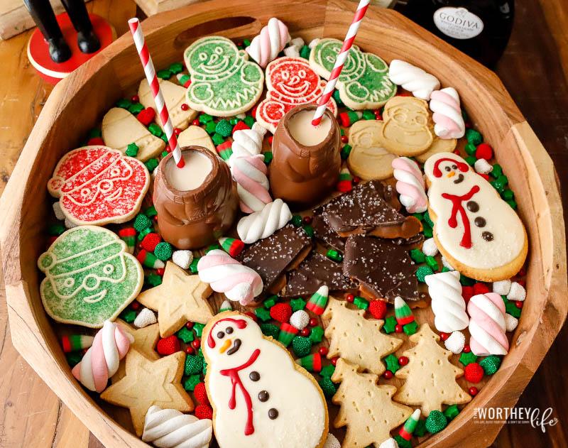 Snowman Holiday Board
