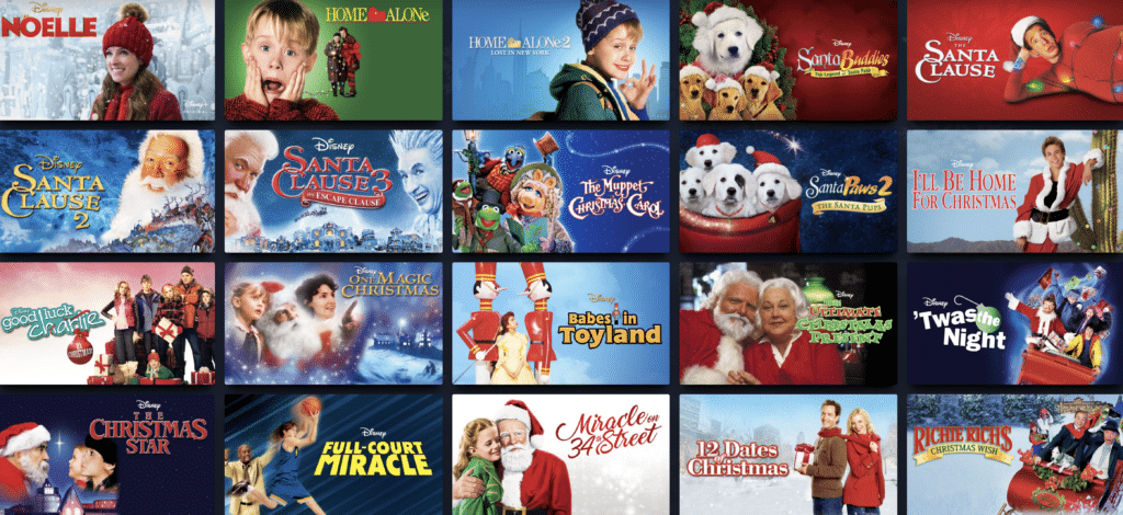 Best Disney+ Christmas movies to watch this year!