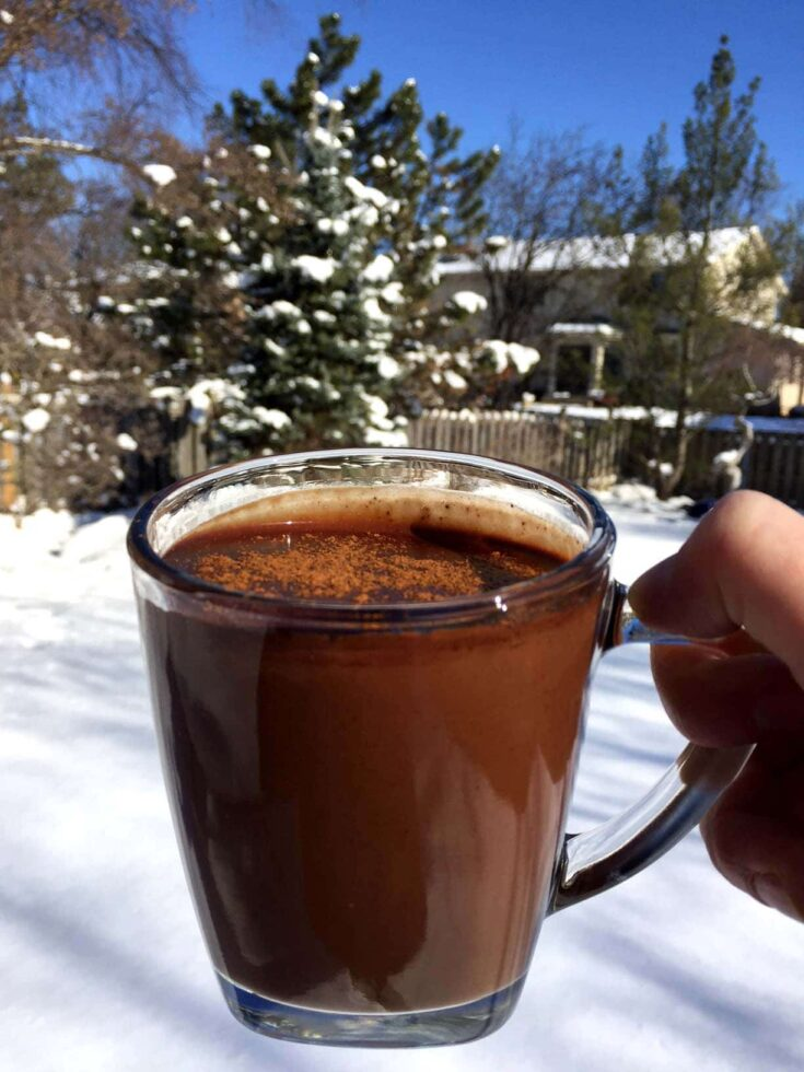 Best Ever Mexican Hot Chocolate Recipe