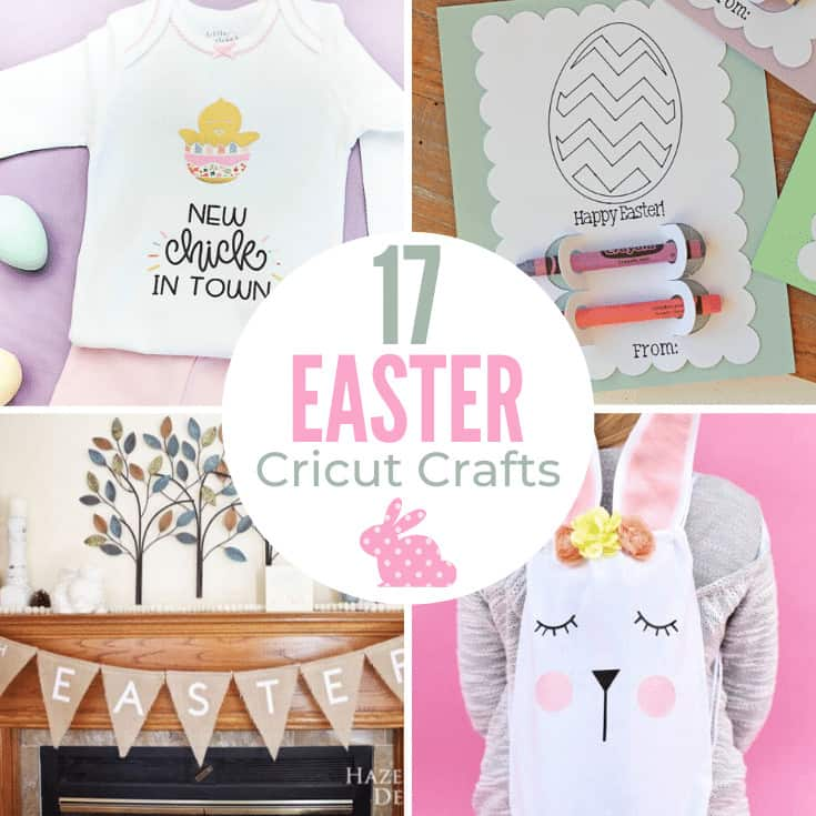 DIY Cricut Easter Projects