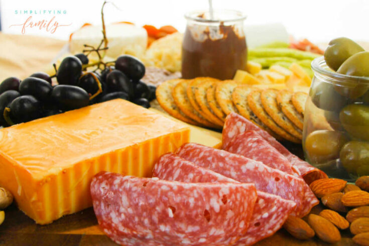 How to Easily Create An Epic Gluten Free Charcuterie Board