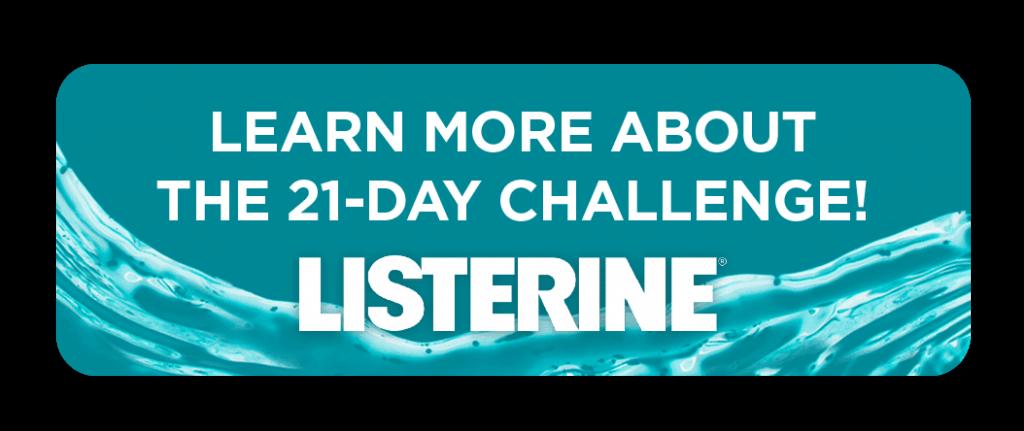 Listerine challenge