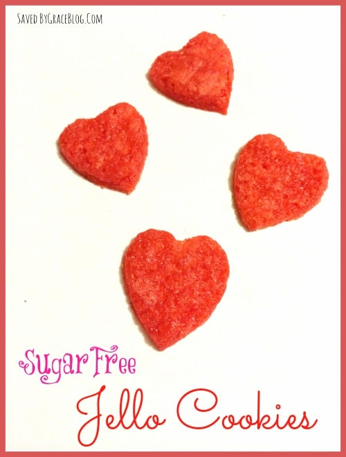 Diabetic Friendly Jello Cookies