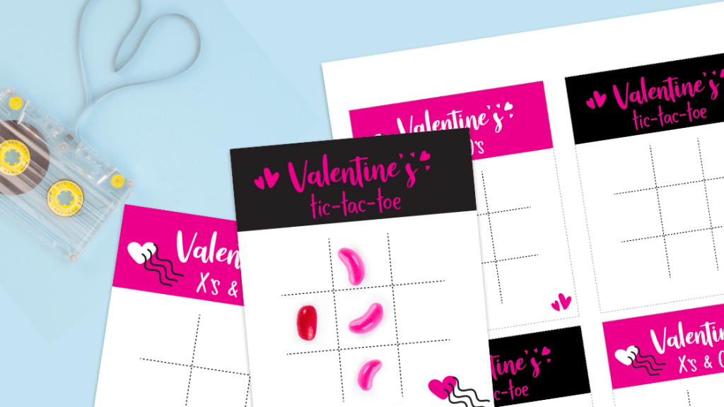 Free Valentine's Day printable
