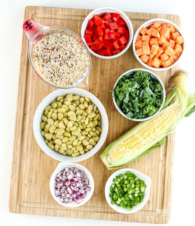 How to make a vegan stir-fry