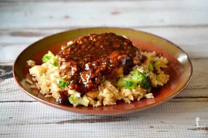 Crock Pot Asian Pork Chops - Low Carb Recipe