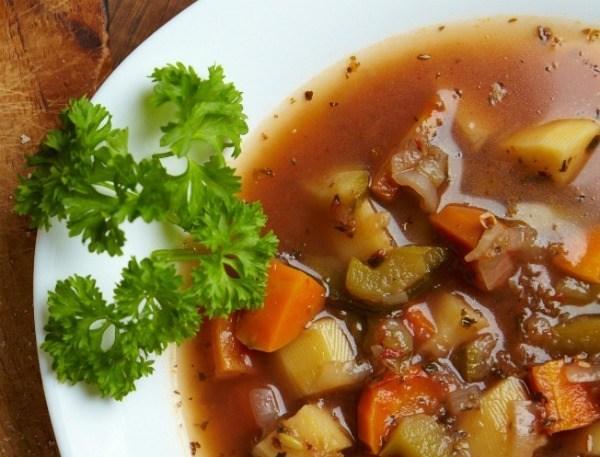 GrandBob's Vegetable Soup Recipe