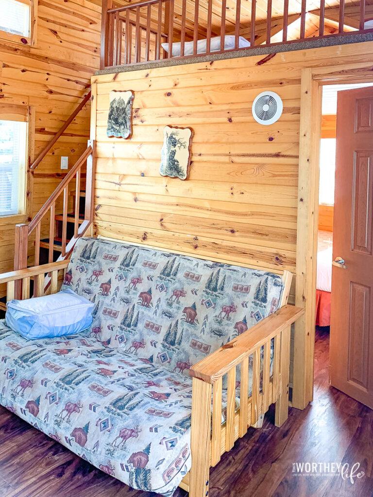 KOA Port Huron Cabin Review