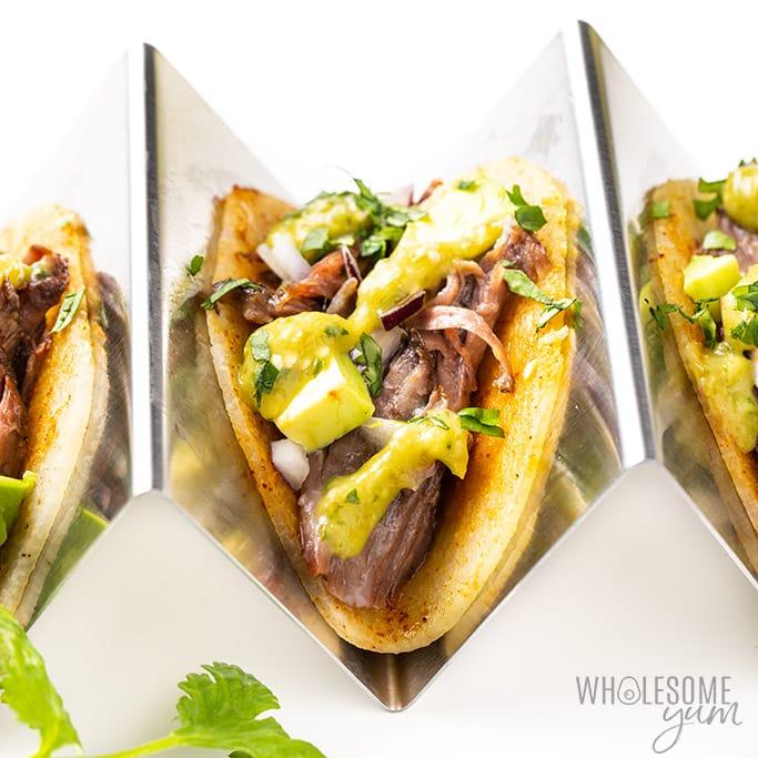 Fresh Jicama Tortillas Recipe (Jicama Tacos)