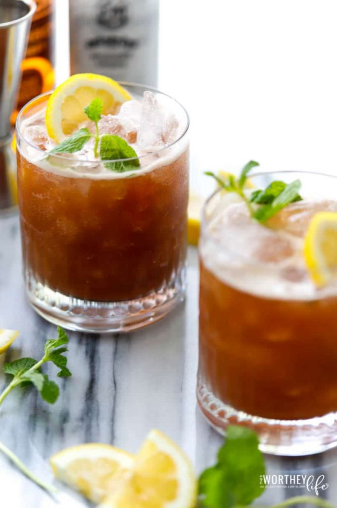 the top ten bourbon cocktails