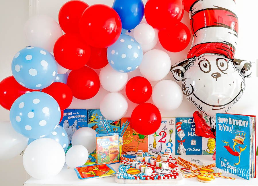 Dr. Seuss Party Idea