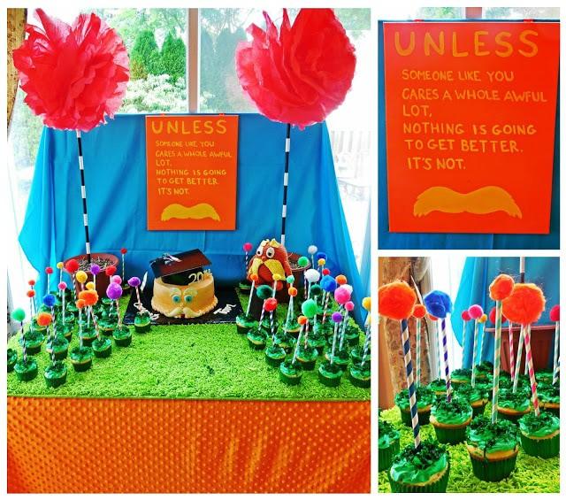 LORAX Graduation Party