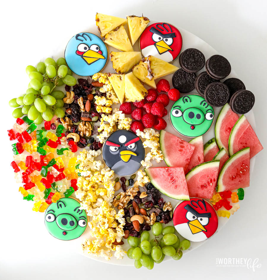 Angry Birds Party Board