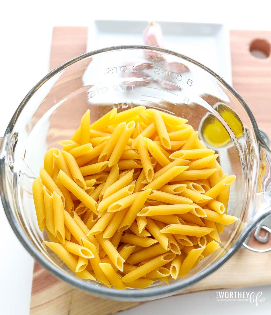 easy pasta ideas