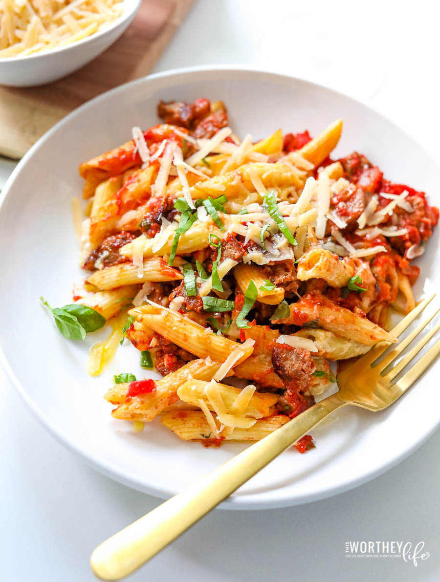 baked penne pasta recipes