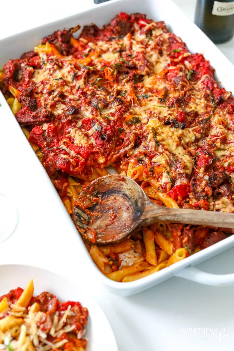 popular pasta recipes