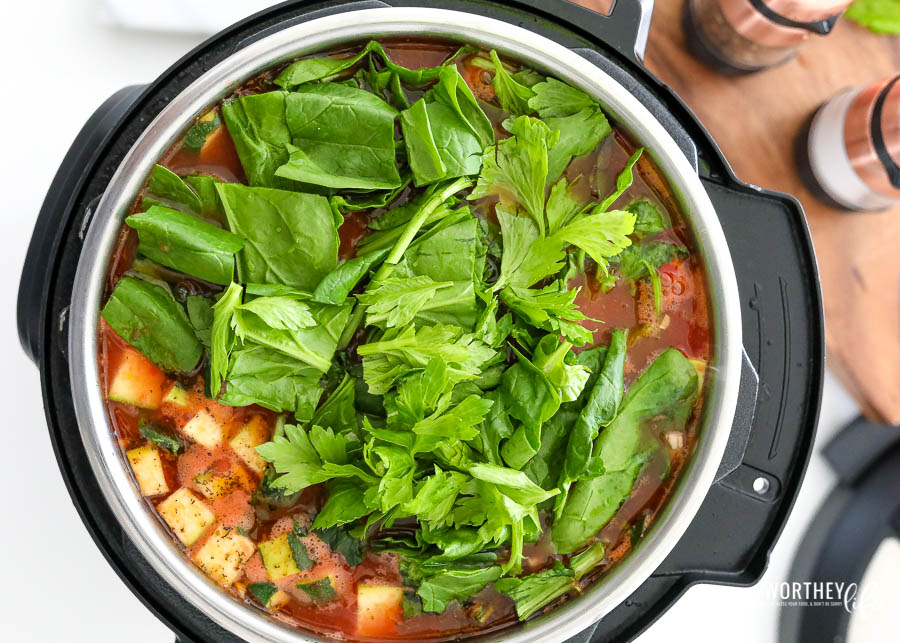 minetone soup