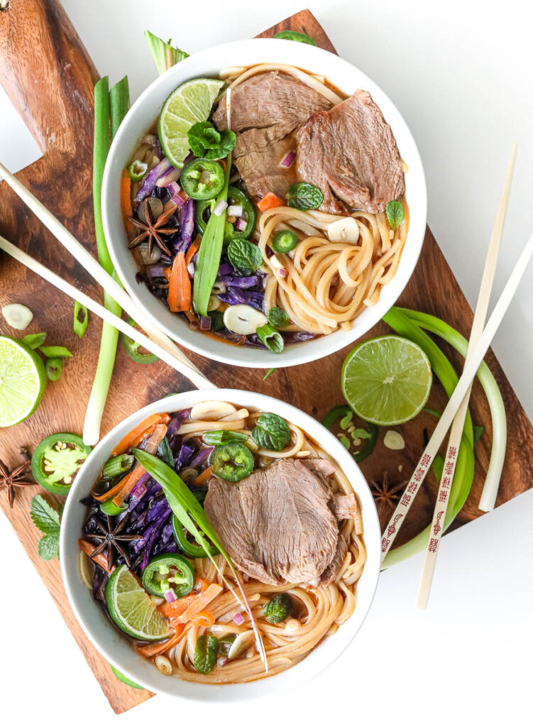 the best vietnamese beef pho recipe