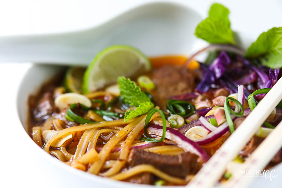 popular vietnamese beef pho recipe