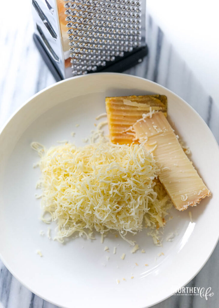how to use parmesan cheese