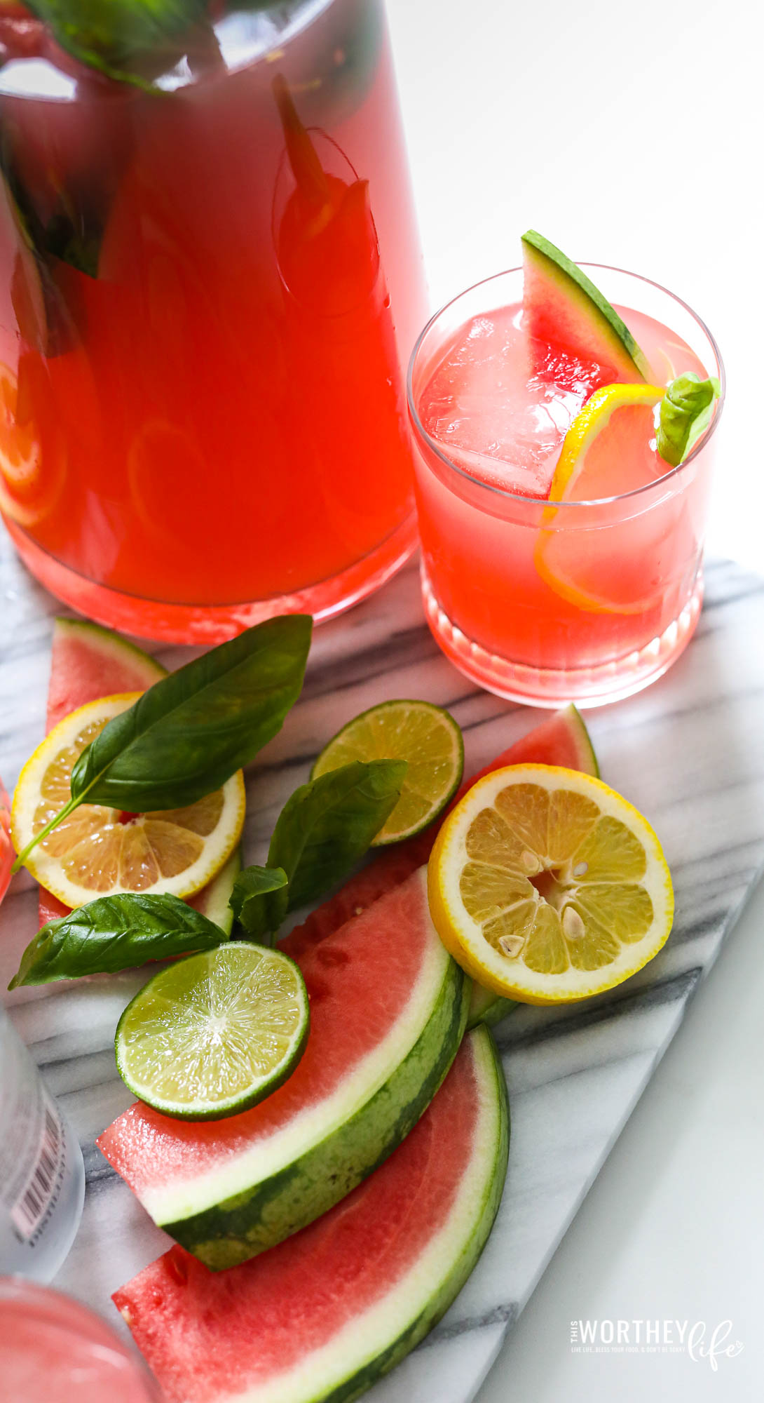easy summer mixed drinks