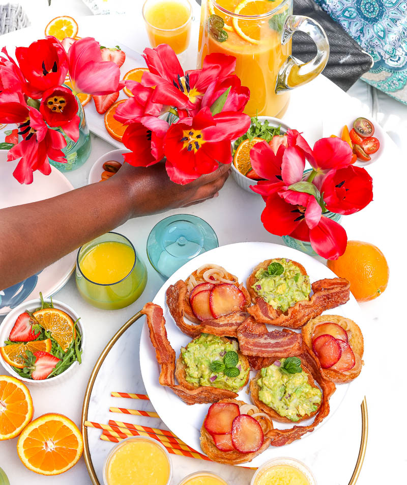 Tips On Planning Brunch At Home