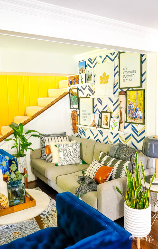 How To Create A Photo Gallery Wall You Can Move Around