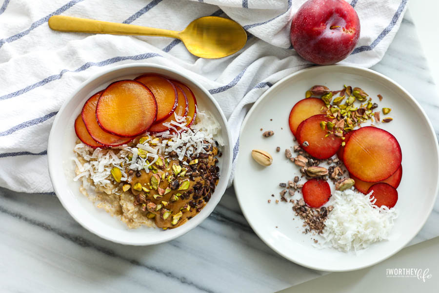 healthy organic oatmeal recipes