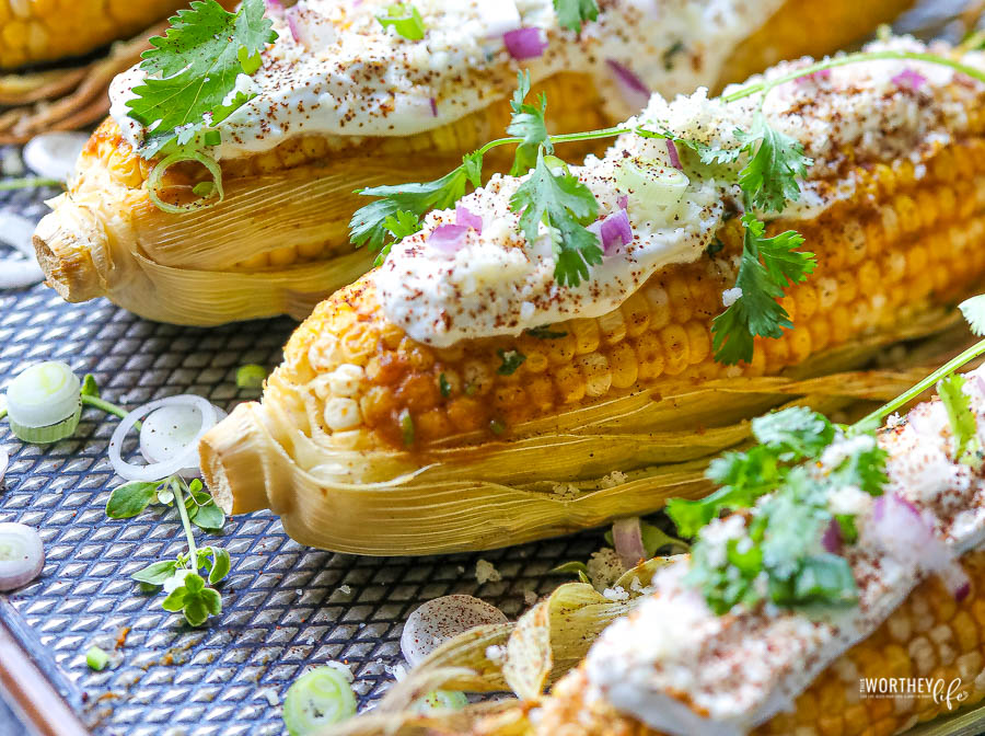 how to make mexican street corn on the cob
