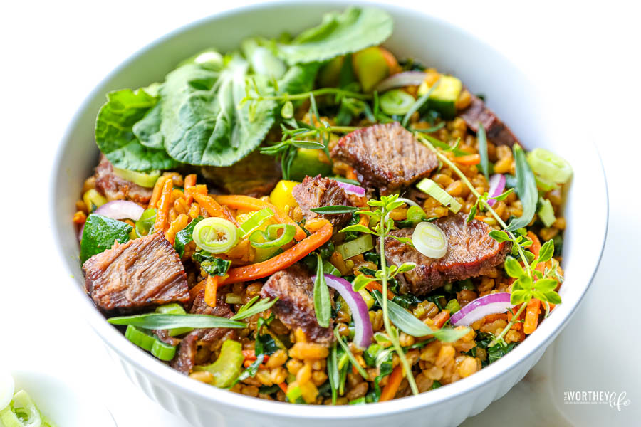 the best steak bowls