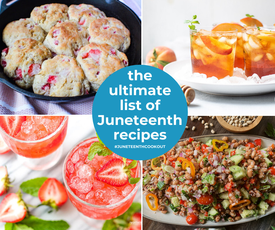 The Ultimate List of Juneteenth Recipes