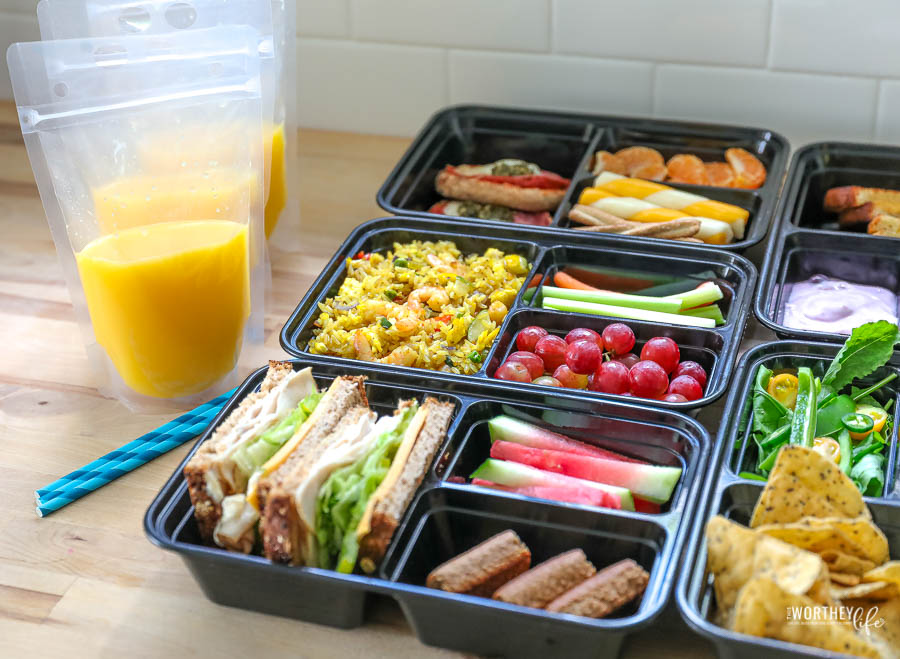 lunch box ideas for kids