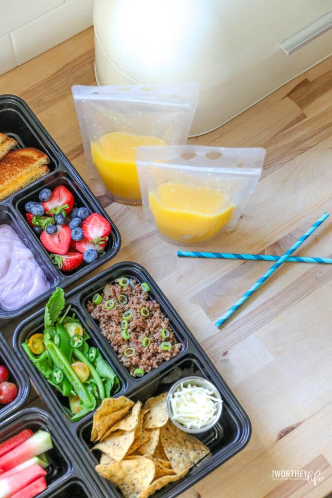 School Lunch Ideas For Kids + Teens