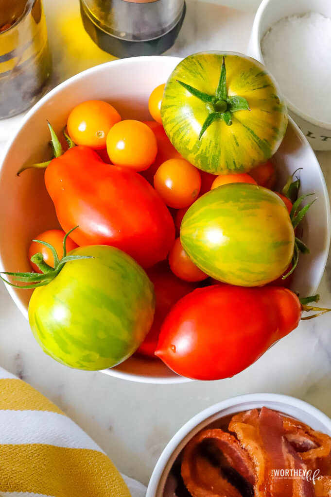 the best tomatoes