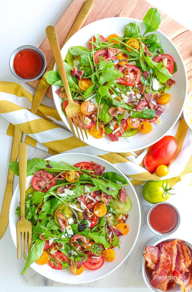 the best tomato salads
