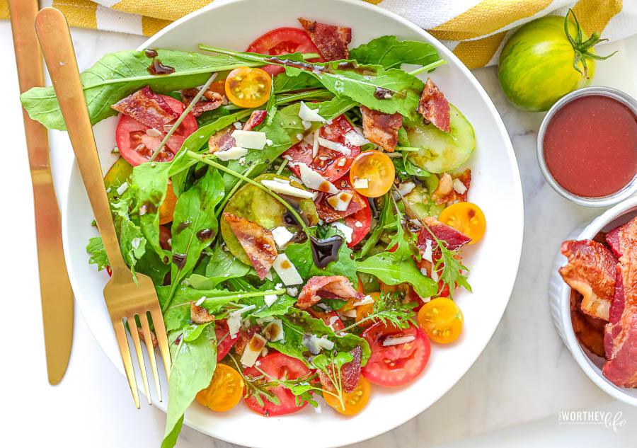 the best arugula salads
