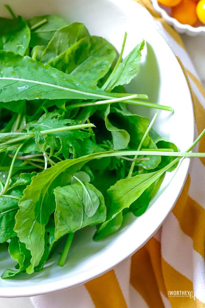 easy lettuce salads