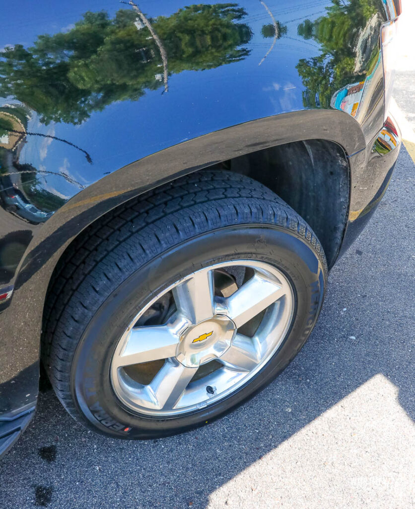 best tires for an SUV