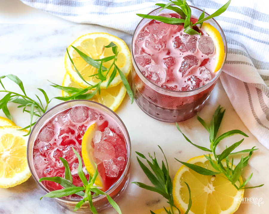 delicious mixed drinks
