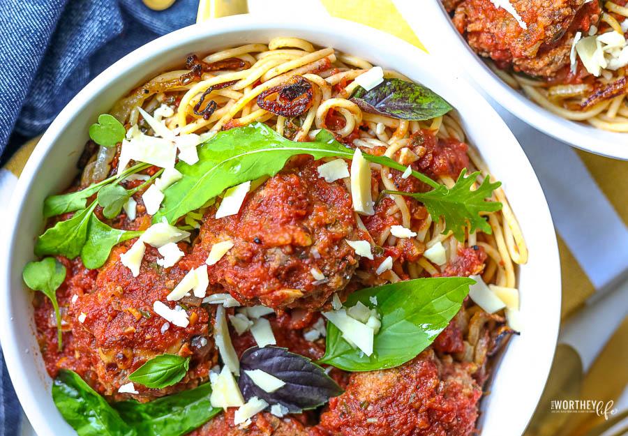 easy Italian dinners