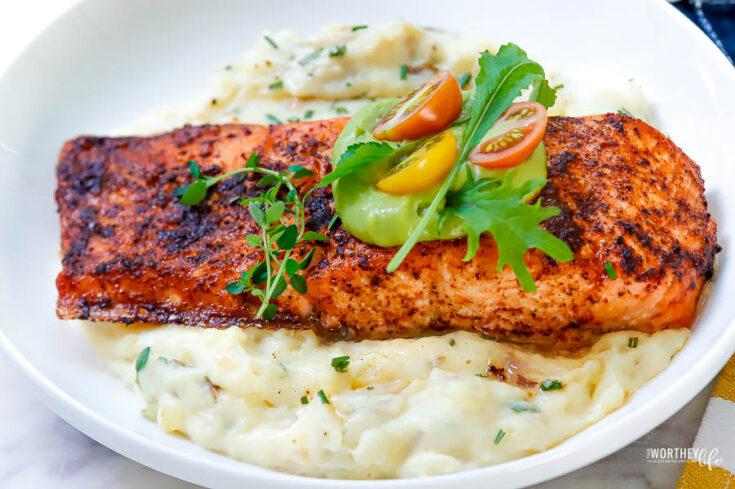 the best salmon recipe
