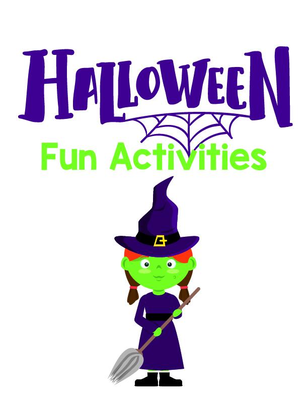 Free Halloween Activities Printables For Kids